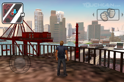 [HOT]Games for your Android 3rd upadate! Gangstar2-1