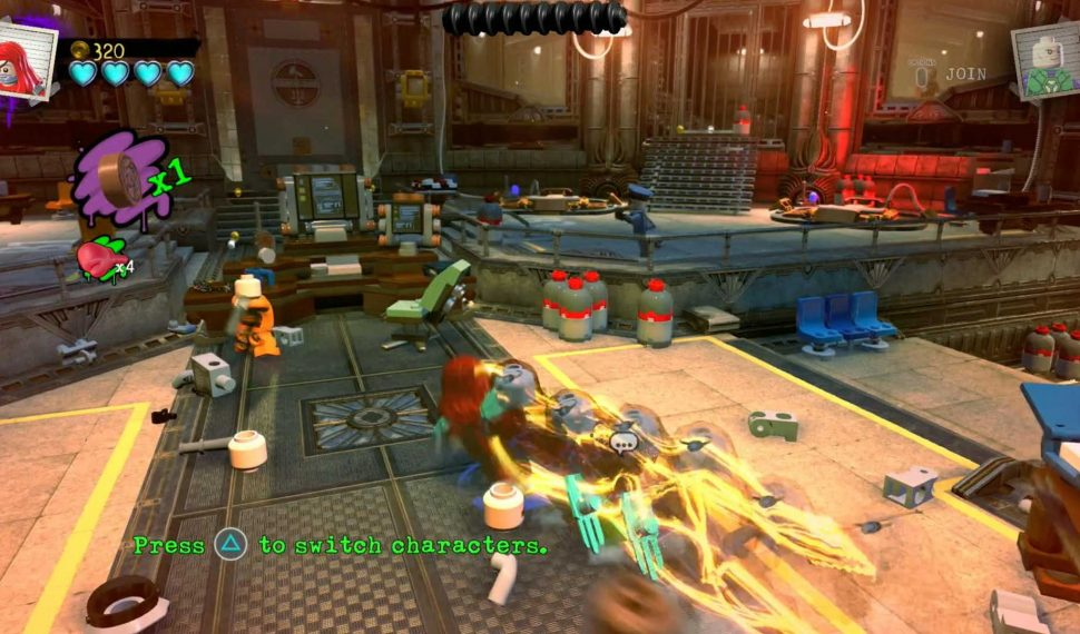 Unlock everything in Lego DC Super Villains with this trainer software