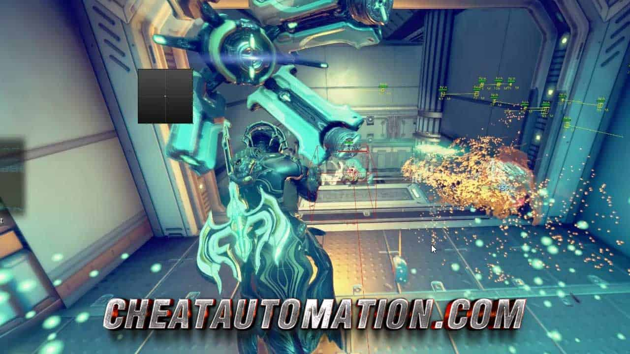 Warframe Game Hack From CheatAutomation