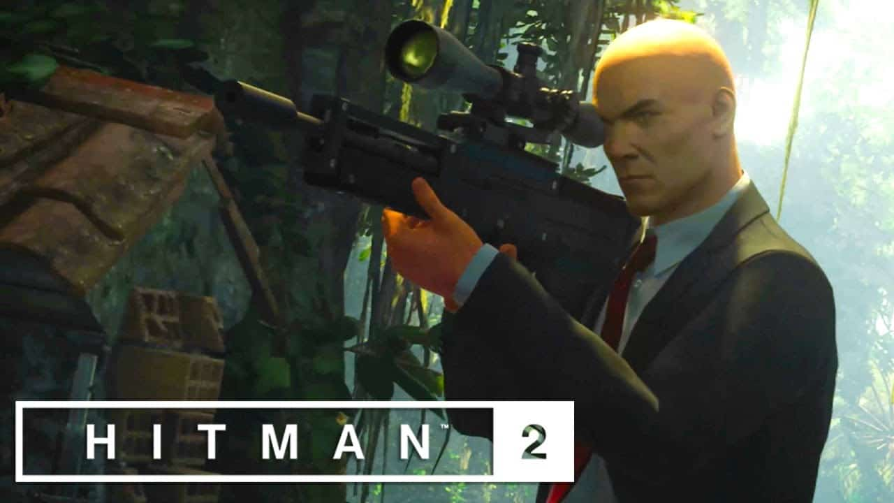 Give Agent 47 secret new powers with access to cheat trainer features.