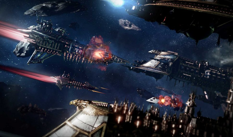 Outfit a massive fleet with the Battlefleet Gothic: Armada 2 trainer features like credit cheats and unlimited health!