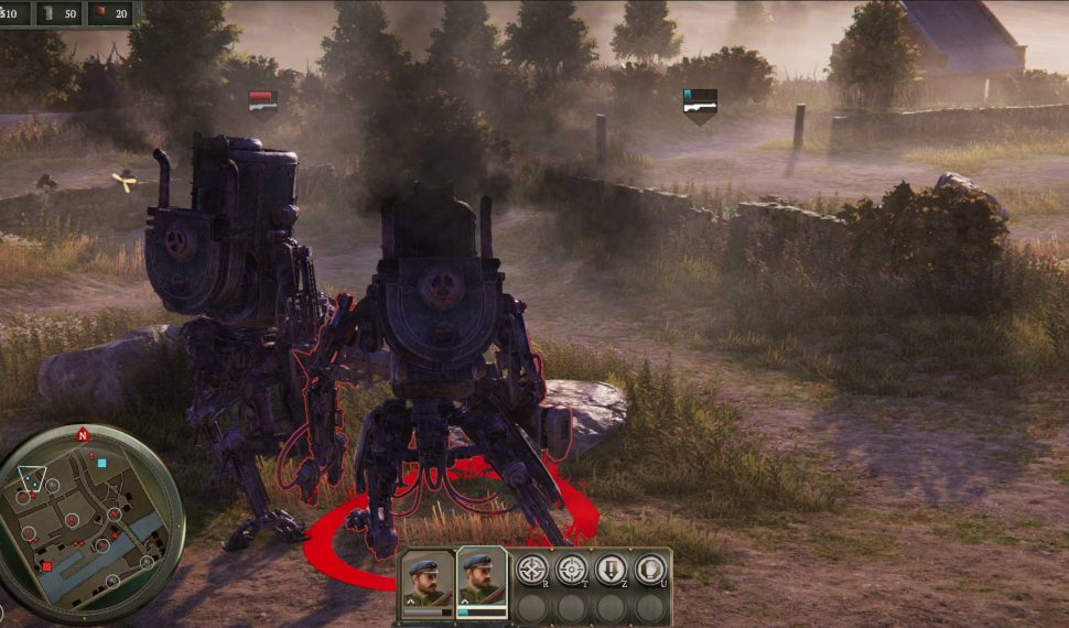Keep your mechs alive in every encounter with the help of this Iron Harvest game trainer.