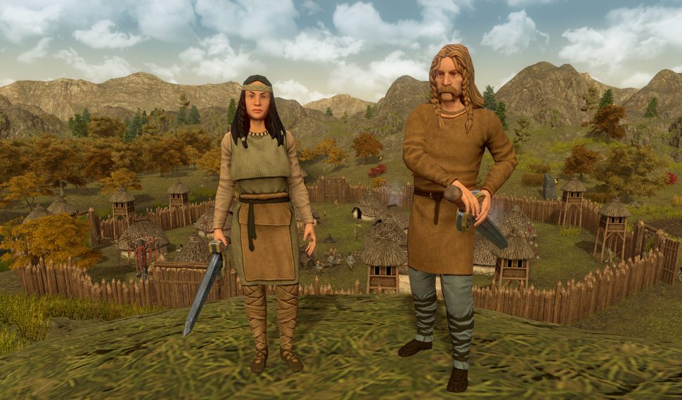 Download this Dawn of Man Cheat Trainer