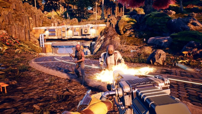 The Outer Worlds Game Cheat Download