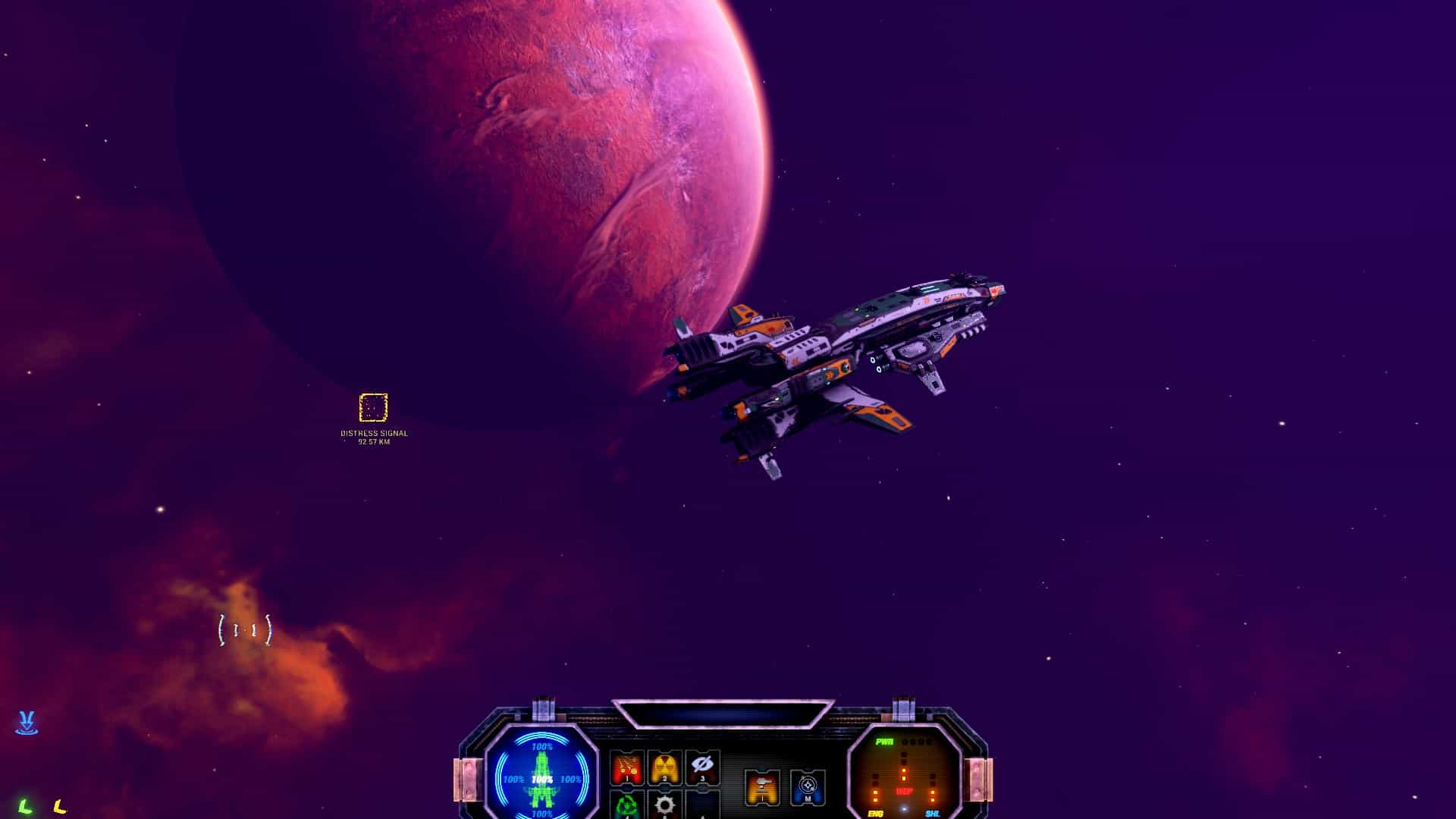 Between The Stars PC Trainer Screenshot