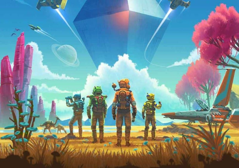 No Mans Sky Online Game Cheat Download