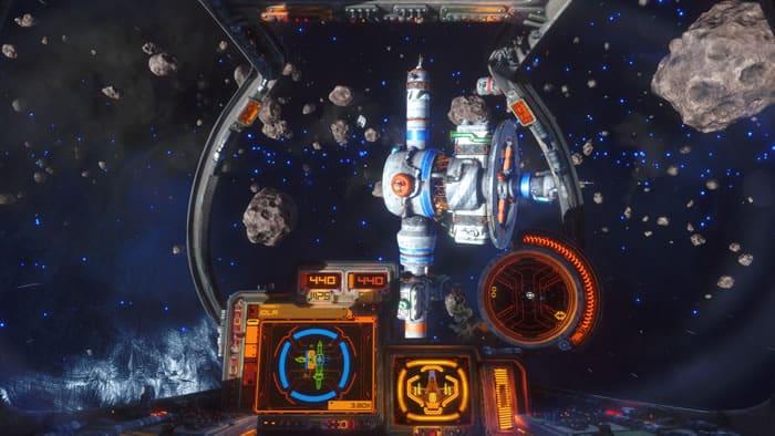 Rebel Galaxy Outlaw PC Trainer Screenshot