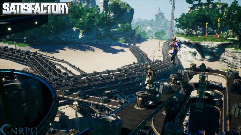 Satisfactory Game Cheat Download