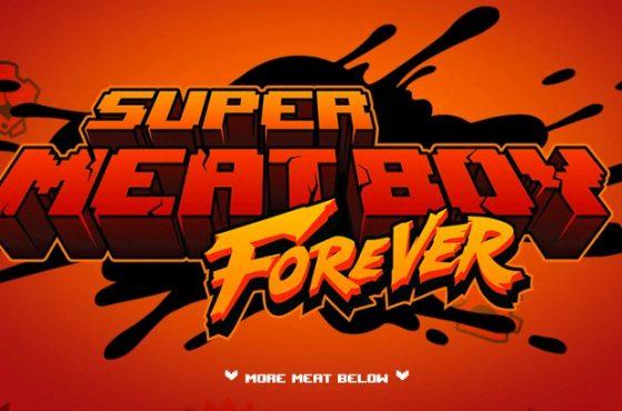 Super Meat Boy Forever Trainer