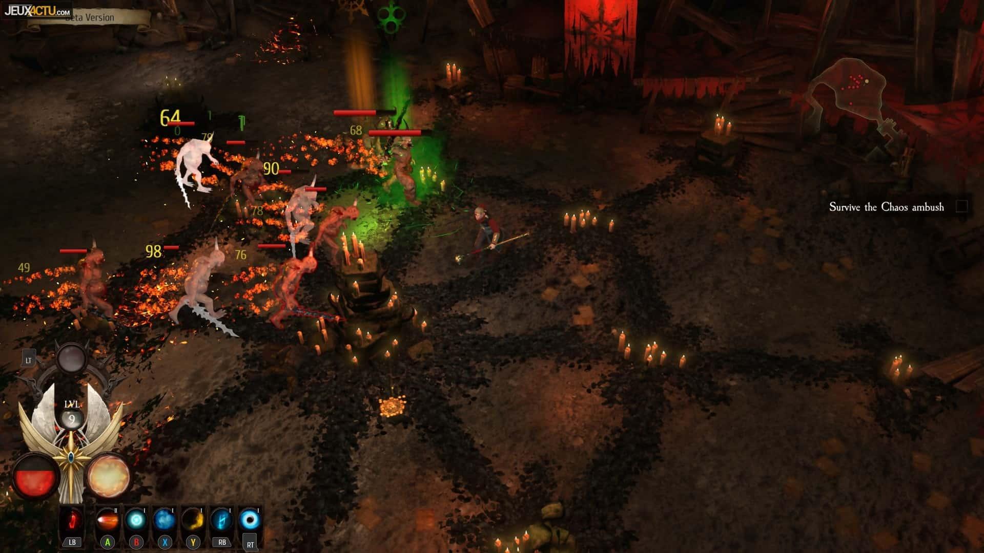 Warhammer: Chaosbane Trainer