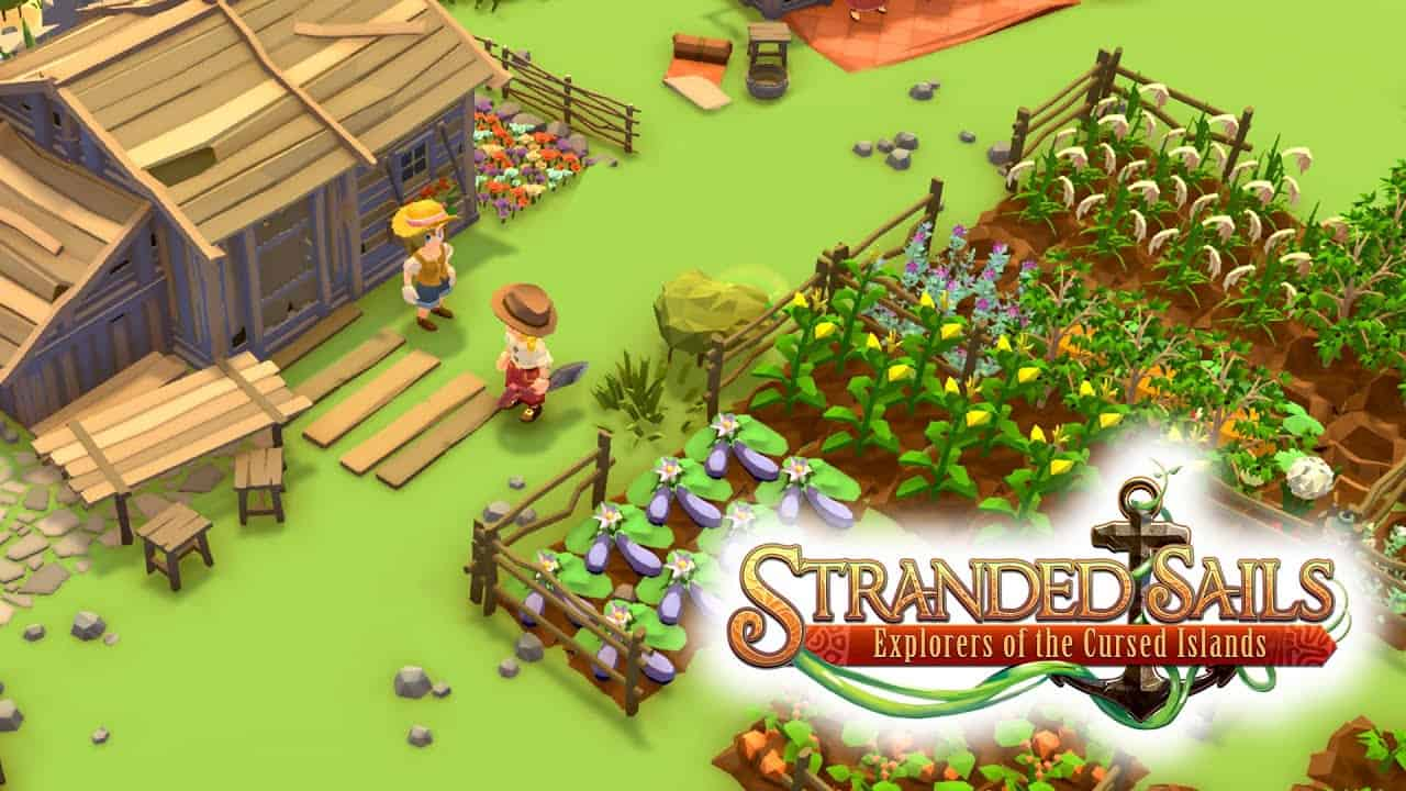 Stranded Sails: Explorers of the Cursed Islands Trainer