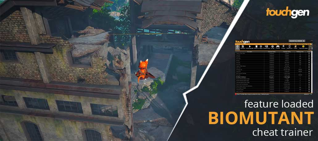 Cheating In Biomutant 2021