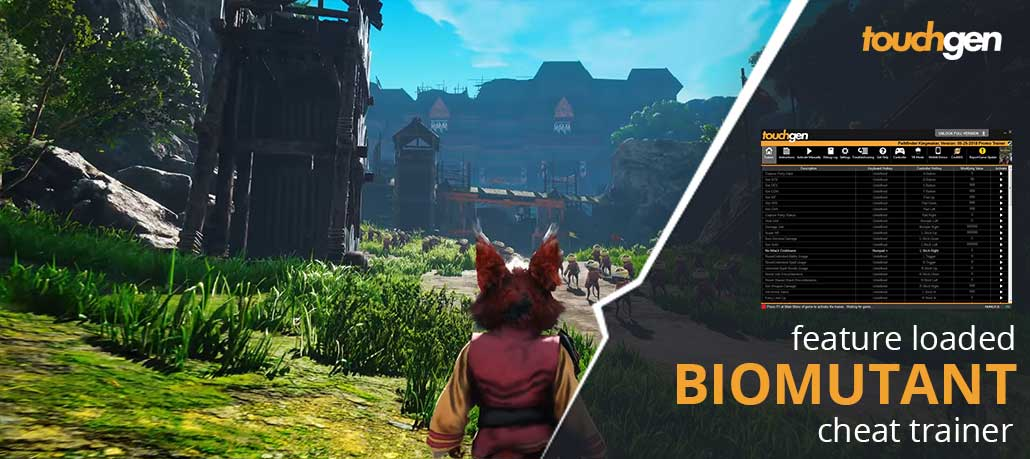 Game Cheats For Biomutant